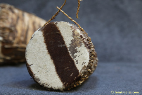 tiny drum from Ethiopia